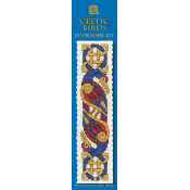 Celtic Birds Counted Cross Stitch Bookmark Kit